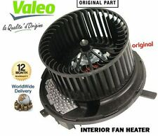 FOR AUDI A3 S3 QUATTRO 8P1 8PA 2003-  ORIGINAL INTERIOR FAN HEATER BLOWER MOTOR