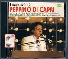 PEPPINO DI CAPRI I SUCCESSI DI  CD F.C.