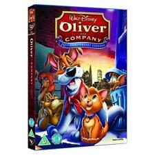 OLIVER AND COMPANY - DISNEY DVD - NEW / SEALED