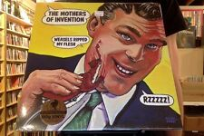Frank Zappa Mothers of Invention Weasels Ripped My Flesh LP sealed 180g vinyl RE