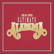 Ultimate Alabama: 20 #1 Hits by Alabama (CD, Oct-2004, BMG Heritage)
