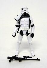 """STAR WARS SAND TROOPER Legacy Collection 4"""" Action Figure Walmart Exclusive 2009"""