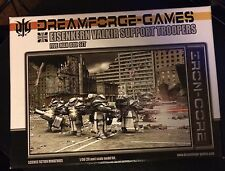 DreamForge: Eisenkern Valkir Support Troopers- 5 Man Set