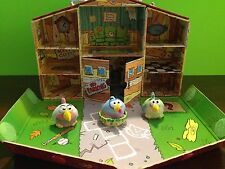 KOO KOO Zoo Birds Nest Club House Playset Gift