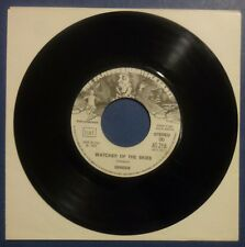 "7"" - PROMO - GENESIS - STEWART - WATCHER OF THE SKIES- PROMO EX+"