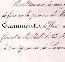 Joseph Auguste Delmas De Grammont Bône Algérie 1860