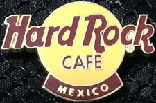 Hard Rock Cafe MEXICO 2004 Classic HRC LOGO PIN by ECE Clasp - HRC Catalog #5711