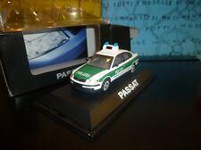 1/43 Schuco VW Passat B5 Polizei Police Polizia Politie Polis Germany