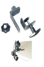 Mobotron CC105 Adjustable Clamp-on Mounting Base for Universal Laptop Mounts