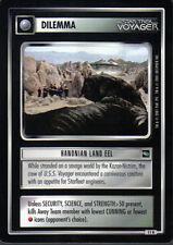 STAR TREK CCG VOYAGER RARE CARD HANONIAN LAND EEL