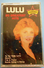 Lulu-Greatest Hits Cassette
