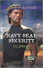 Navy SEAL Security (Men of Valor)-ExLibrary