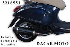 3216551 MARMITTA MALOSSI VESPA Primavera 3V 125 ie 4T euro 3 2014-  (M811M)