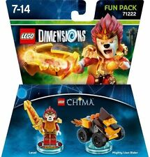 NEW, Sealed Lego Dimensions LAVAL Fun Pack 71222 (Ships for Free)