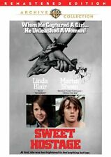SWEET HOSTAGE (1975 Martin Sheen, Linda Blair) Region Free DVD - Sealed