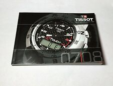 TISSOT WATCH COLLECTION CATALOG 2007-2008