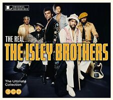 Isley Brothers REAL Ultimate Collection 45 ORIGINAL RECORDINGS Best Of NEW 3 CD