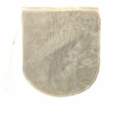 200 Micron Pond Filter Bag Sock with Drawstring 42cm x 37cm