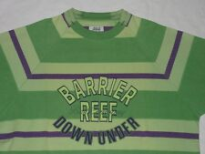 * Best company t shirt * Barrier Reef down under * VINTAGE * ultras * Gr: L-XL * Tip Top