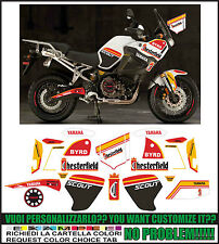 kit adesivi stickers compatibili xtz 1200 super tenere chesterfield