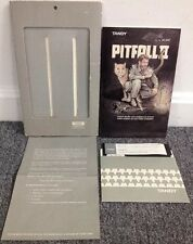Pitfall II Diskette Game COMPLETE Tandy TRS-80 CoCo Radio Shack Pre Nintendo