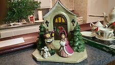 Vintage Christmas Decor Ceramic Carolers ~ 5 pieces in the set