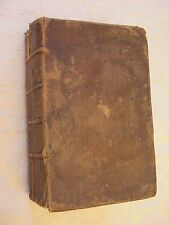 1791~HOLY BIBLE~OLD & NEW TESTAMENTS BY HIS MAJESTY'S SPECIAL COMMAND~EDINBURGH
