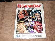 July 30, 1988 Game Day-An Official Pro! Publication of the NFL Program