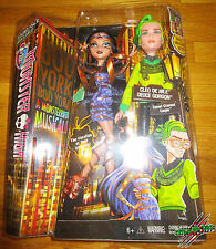 MONSTER HIGH BOO YORK DEUCE GORGON & CLEO DE NILE COMET CROSSED 2-PACK IN STOCK