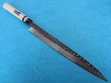 JAPAN SEKI hand made Chef Knife Blue Steel AOGAMI Yanagiba Sashimi blade 300mm