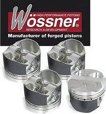 WOSSNER FORGED PISTONS FOR TOYOTA CELICA MR2 2.0 16V TURBO K9055 PISTON PISTONES
