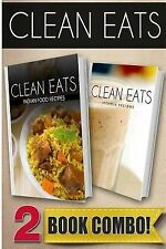 Clean Eats: Indian Food Recipes and Vitamix Recipes : 2 Book Combo by...