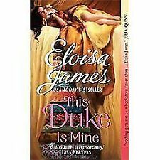 G, The Duke Is Mine, Eloisa James, 0062021281, Book