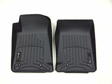 WeatherTech Floor Mats FloorLiner for Chevy Camaro - 2010-2015 - Black