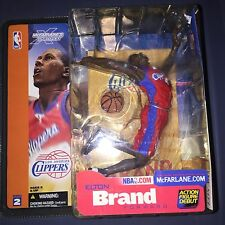 Elton Brand series 2 McFarlane figure Los Angeles Clippers