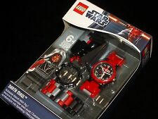 LEGO STAR WARS Buildable Watch with DARTH MAUL Minifigure