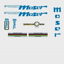 Francesco Moser Bicycle Decals, Transfers, Stickers n.3