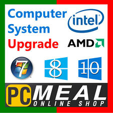 PCMeal Computer System CPU Upgrade Option Intel Core i7 6700 to 6700K Unlocked
