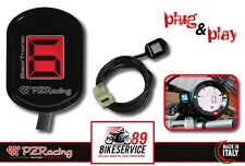 KAWASAKI Z750 Z1000 2007-2009 PZRacing Zero Plug&Play Gear Indicator MOTOGP RACE