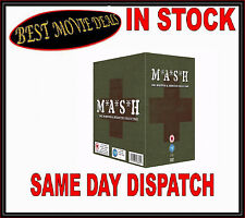 MASH - COMPLETE SERIES 1 - 11 MARTINIS & MEDICINE COLLECTION **BRAND NEW BOXSET*