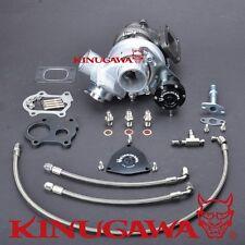 Kinugawa Turbocharger TD04L-19T-5 T25 250HP Spool Fast Genuine Mitsubishi Core