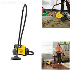 New Eureka Mighty Mite Vacuum Canister Cleaner Sanitaire Model Bagged Compact