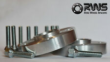 Mercedes Audi A5 25mm Hubcentric Wheel Spacer Kit 5x112PCD 66.6 With cone Bolt