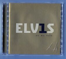 "ELVIS PRESLEY © 2002 "" 30 # 1 Hits / Love me tender / heartbreak hotel"