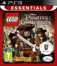 Lego: Pirates of the Caribbean The Video Game ~ PS3 (New & Sealed)