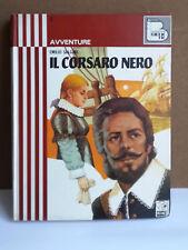 L18   IL CORSARO NERO DI EMILIO SALGARI ANNO 1972
