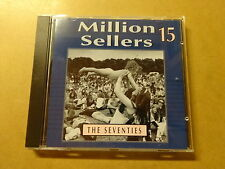 CD / MILLION SELLERS 15: THE SEVENTIES