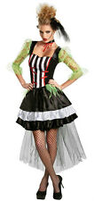 Disguise Sexy Monsterous Bride Women's Frankenstein Adult Costume Large 12-14