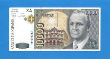 Spain 10000 Pesetas 1992 Octobre 12 Paper Money - Rare - aUNC - Authentic!