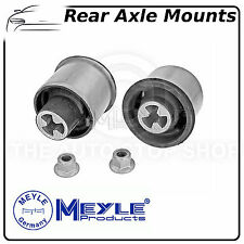 Audi Seat Skoda VW Meyle Rear Axle Mount Bush Kit 1147100009S
